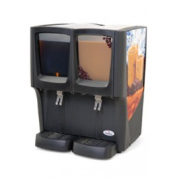 Crathco C-2D-16 G-Cool Double Bowl Premix Cold Beverage Dispenser