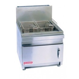 Cecilware GF28 Countertop Gas Deep Fryer 28 lbs