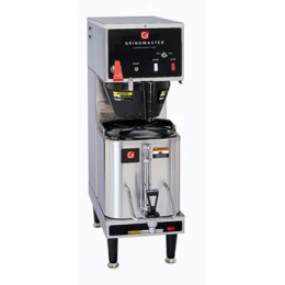 Grindmaster P200E Single 1.5 Gallon Shuttle Coffee Brewer 120V