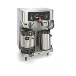 Grindmaster 1.5 Gallon Twin Shuttle Coffee Brewer 120/240V