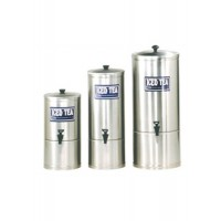 Cecilware S Series 3.5 Gallon Stainless Steel Iced Tea Dispenser
