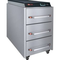 Hatco CDW-3N Freestanding 3-Drawer Warmer