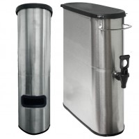Holiday House TDN35 Narrow Tea Dispenser 3.5 Gallon