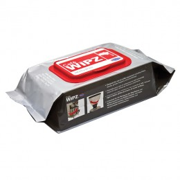 Cafe Wipz Coffee Equipment Cleaning Wipes 12/CS