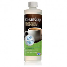 Clean Cup SCC12 Descaling Liquid 14 oz Bottles 12/CS