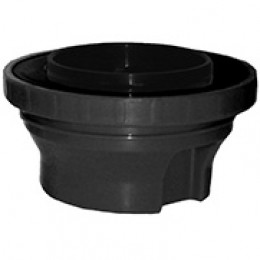Brew-thru style Thermal Carafe Lid Black