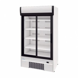 Infrico ERC110 Glass Door Merchandiser Refrigerator-36 cu.ft.