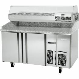 Infrico IRT-MPG1490 Granite Top Pizza Prep Table-10 cu.ft.