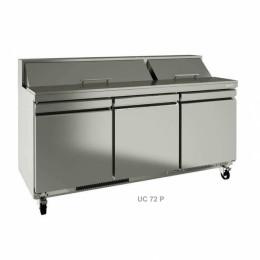 Infrico IRT-UC72P Sandwitch/Salad Prep Table-21 cu.ft.