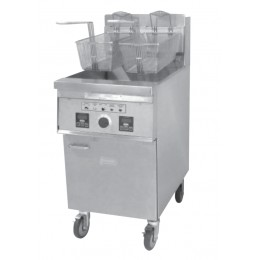 Keating 036276 Model No. 18 TS E Instant Recovery Fryer Electric