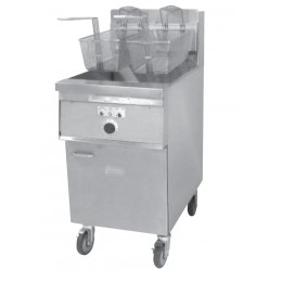 Keating 036389 Model No. 20 BB E Instant Recovery Fryer Electric