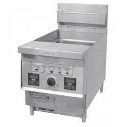 Keating 036391 Model 14 CMTS E Counter Model Instant Recovery Fryer Electric 480V/3PH