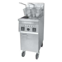 Keating 038232 Model No. 14 TS G Instant Recovery Fryer Gas