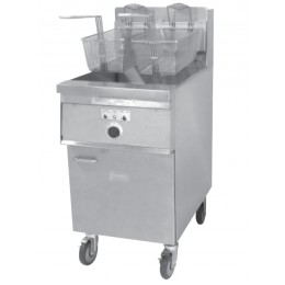 Keating 038471 Model No. 18 BB G Instant Recovery Fryer Natural Gas