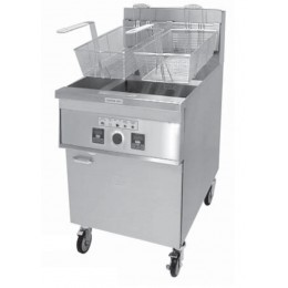 Keating 038472 Model No. 24 TS G Instant Recovery Fryer Gas