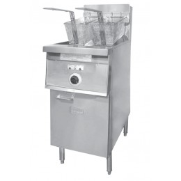 Keating 060860 Model No. 14 BB G Instant Recovery Fryer Gas