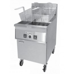 Keating 061071 Model No. 24 TS G Instant Recovery Fryer Natural Gas