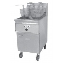 Keating 061072 Model No. 20 BB G Instant Recovery Fryer Natural Gas
