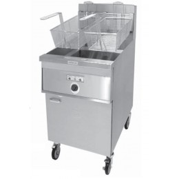 Keating 061202 Model No. 24 BB G Instant Recovery Fryer Gas
