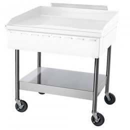 Keating 050604 Stand with Casters For 72x30 Griddle