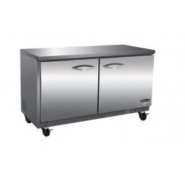 Ikon IUC48F Undercounter Freezer Stainless Steel 48