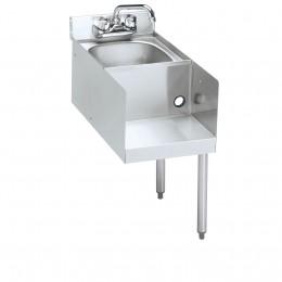 Krowne 18-12BD 1800 Series Blender/Dump Sink