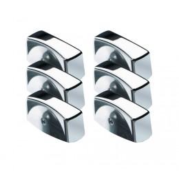 Krowne 25-200 - Chrome Oven Knob, 6-Pack