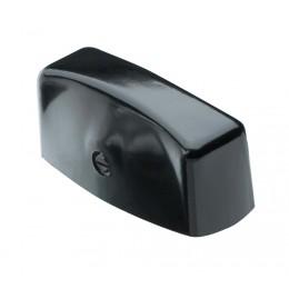 Krowne 25-201S - Black Plastic Oven Knob