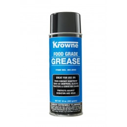 Krowne 30-200 - 10oz Food Grade Grease