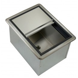Krowne D278 - Medium Drop-In Ice Bin