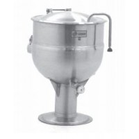 Legion LP-10 2/3 Jacket Direct Steam Kettle Stainless Steel 16