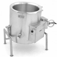 Legion TLGB-20 Insulated Self-Contained Gas-Fired Tilting Kettle Stainless Steel 46.8