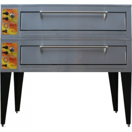 Marsal EDO 2136 Double Electric Deck Oven, 21