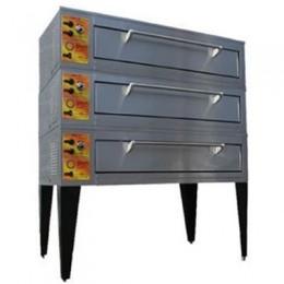 Marsal EDO 42 Triple Electric Deck Oven, 36