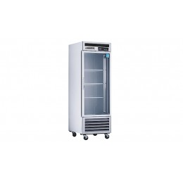 Maxx Cold MXCR-23GD Single Glass Door Refrigerator 23 Cu Ft