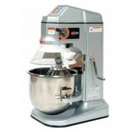 Axis Equipment AX-M12 Commercial Planetary Mixer, 12 qt Capacity