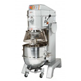 Axis Equipment AX-M60 Commercial Planetary Mixer, 60 qt Capacity