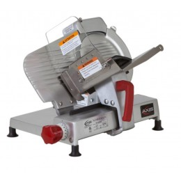 Axis Equipment AX-S9 Meat Slicer with Adjustable Knob, 9