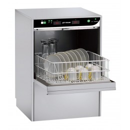 Jet-Tech Systems F-16DP High-Temp Under-Counter Cup and Glass Washer