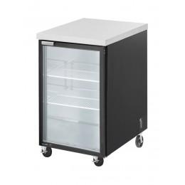 Kool-It KBB-24-1BG Back Bar Refrigerator, 24