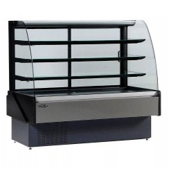 Hydra-Kool KBD-60-D Non-Refrigerated Bakery Display Case 60