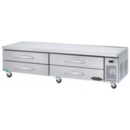 Hydra-Kool KCB-96-4M Chef Base, 4 Drawer, 96