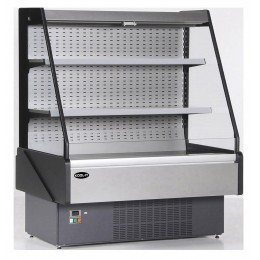 Kool-It KGL-40-S Low Profile Refrigerated Open Merchandiser 41