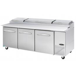 Kool-It KPT-93-3 Stainless Steel Pizza Table 93.3
