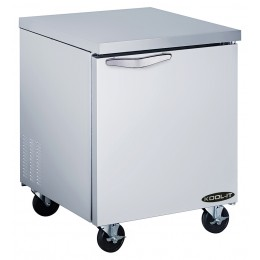 Kool-It KUCF-27-1 Undercounter Single Door Freezer 27.5
