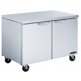 Kool-It KUCF-36-2 Undercounter Double Door Freezer 36.4