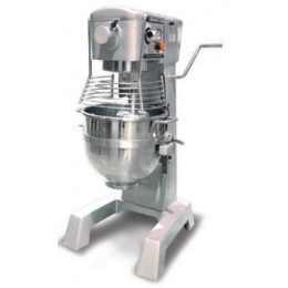 Primo PM-30 Stainless Mixer 30qt Capacity