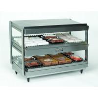 Nemco 6480-24 Dual Shelf Horizontal Heated Merchandiser 24
