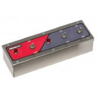 Nemco 69007-2 Remote Control Boxes for Strip Heaters, 2 Pilot Lights