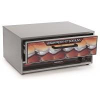 Nemco 8027-BW-220 Moist Heat Bun/Food Warmer Fits 8027 Grill 220V